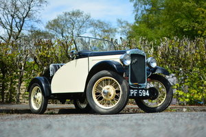 1936 Austin 7 'Penrock' Special For Sale by Auction