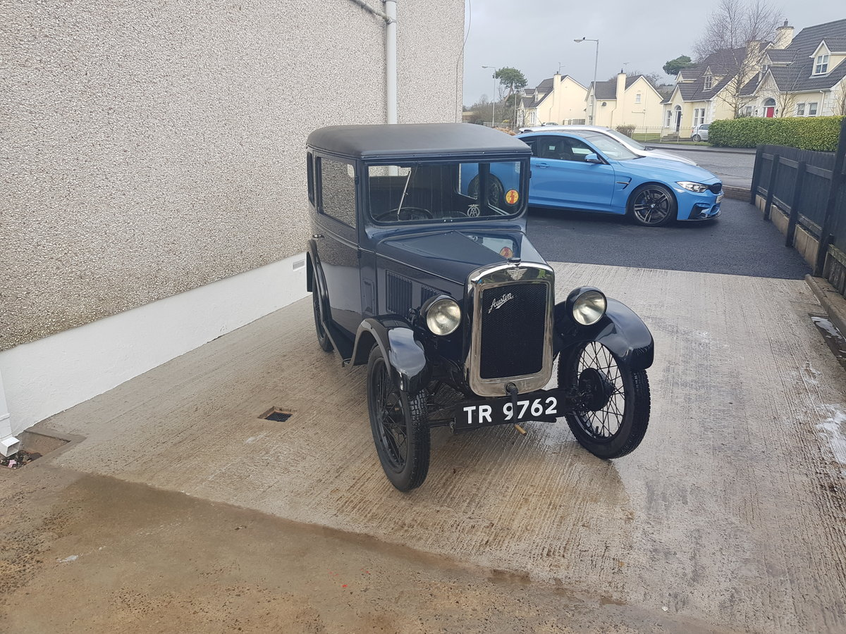 1930 austin 7 For Sale (picture 6 of 6)