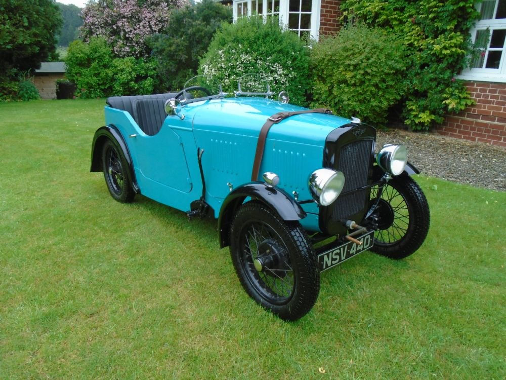 1933 Austin Seven Special For Sale | Car And Classic