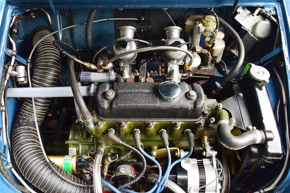 1967 Austin Mini Mk1 Cooper S. Ex-Tour Auto. FIA HTP For Sale (picture 6 of 6)