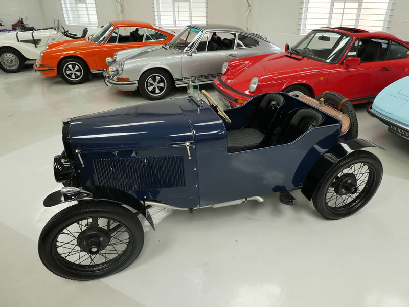 1938 Austin Seven Sports Special For Sale (picture 3 of 6)