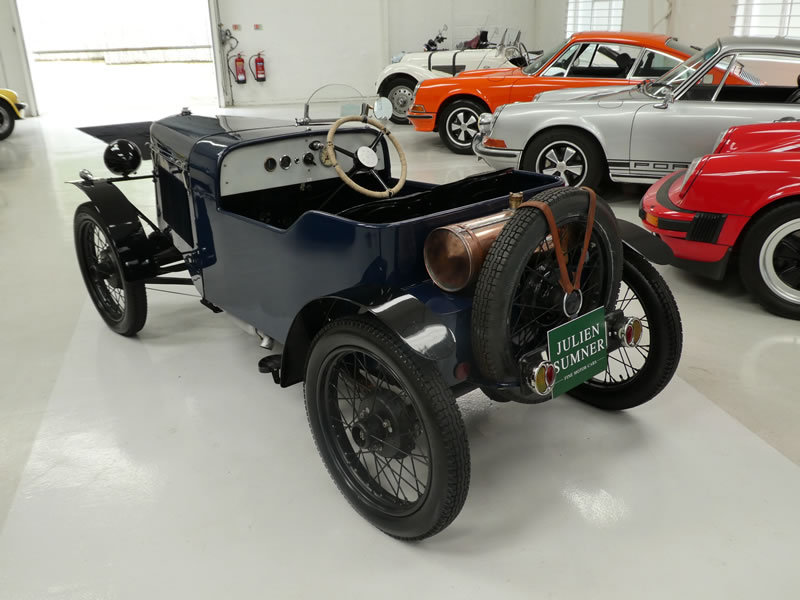 1938 Austin Seven Sports Special For Sale (picture 4 of 6)