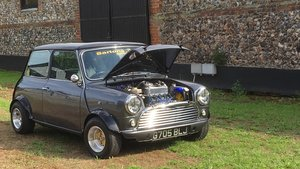 1989 Classic Mini unique custom fresh show condition For Sale