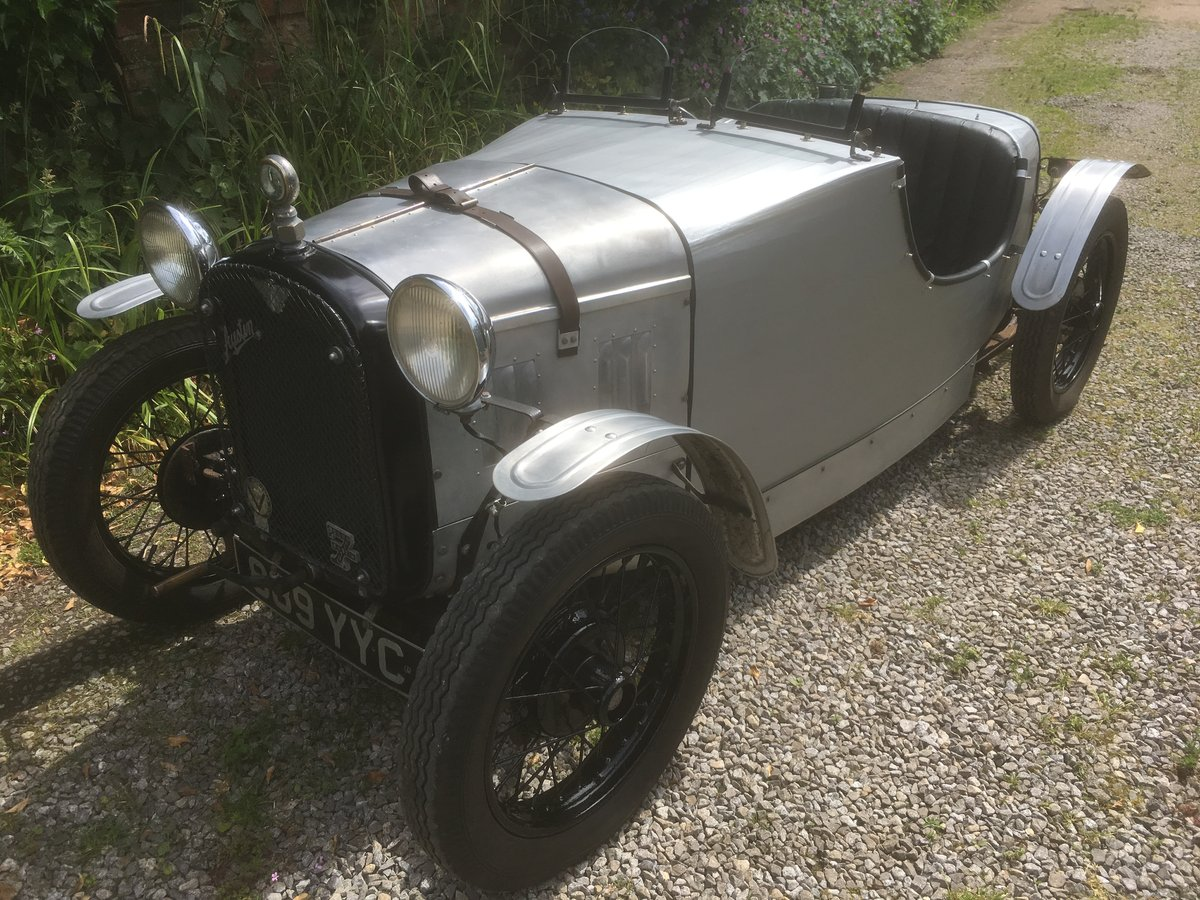 1936 Austin Seven Sports / Racing Special For Sale (picture 1 of 6)