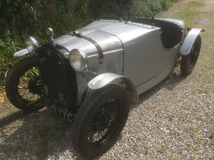 1936 Austin Seven Sports / Racing Special SOLD STC