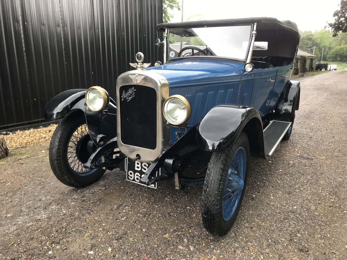 1928 Austin 16/6 Five Seat Tourer  SOLD (picture 1 of 6)