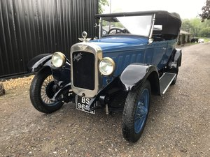 1928 Austin 16/6 Five Seat Tourer  SOLD