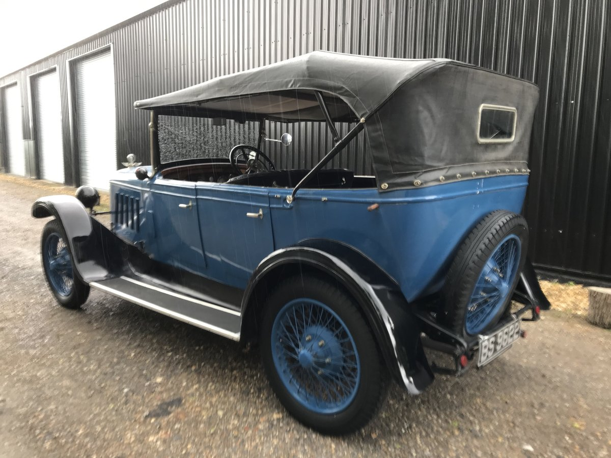1928 Austin 16/6 Five Seat Tourer  SOLD (picture 2 of 6)