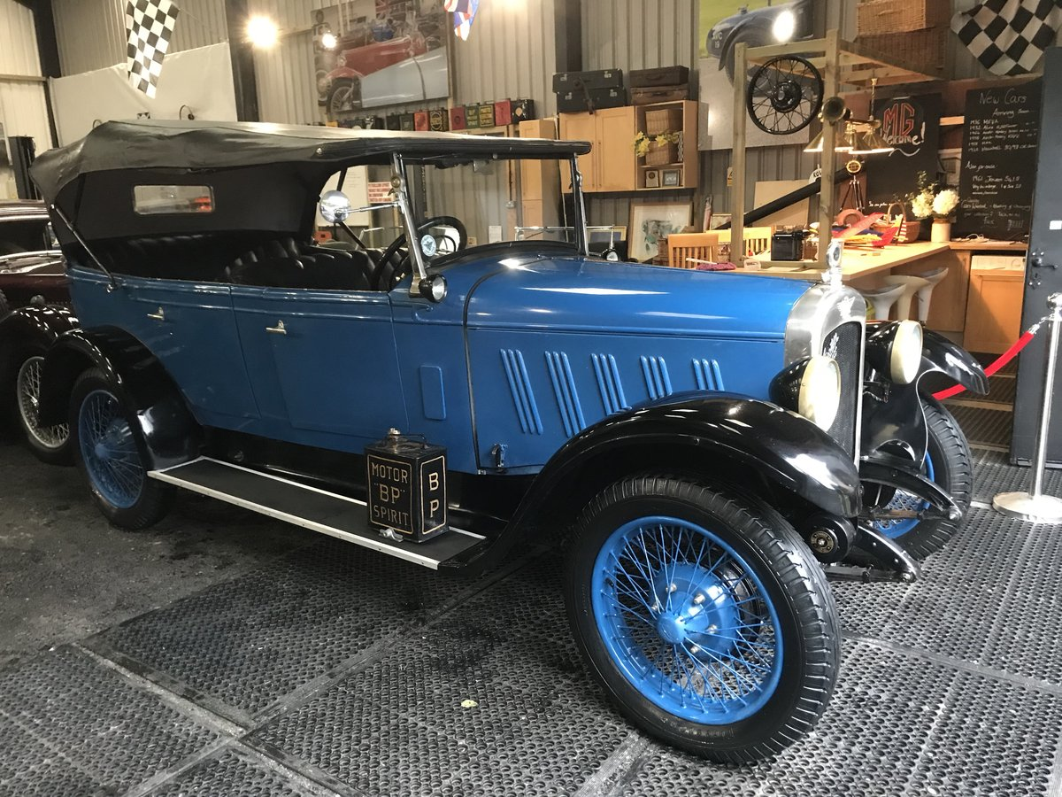 1928 Austin 16/6 Five Seat Tourer  SOLD (picture 4 of 6)