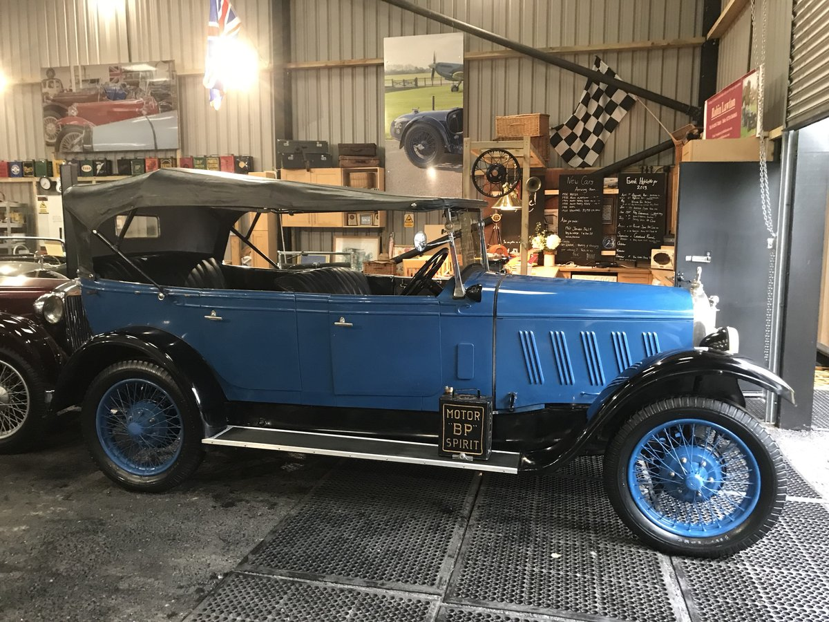 1928 Austin 16/6 Five Seat Tourer  SOLD (picture 5 of 6)