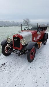 1917 Austin 20 EXP1
