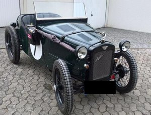 1935 Concourse condition AUSTIN 7 SPORT converted to ULSTER  For Sale