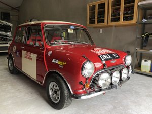 1965 Austin Mini Cooper s 1275 For Sale