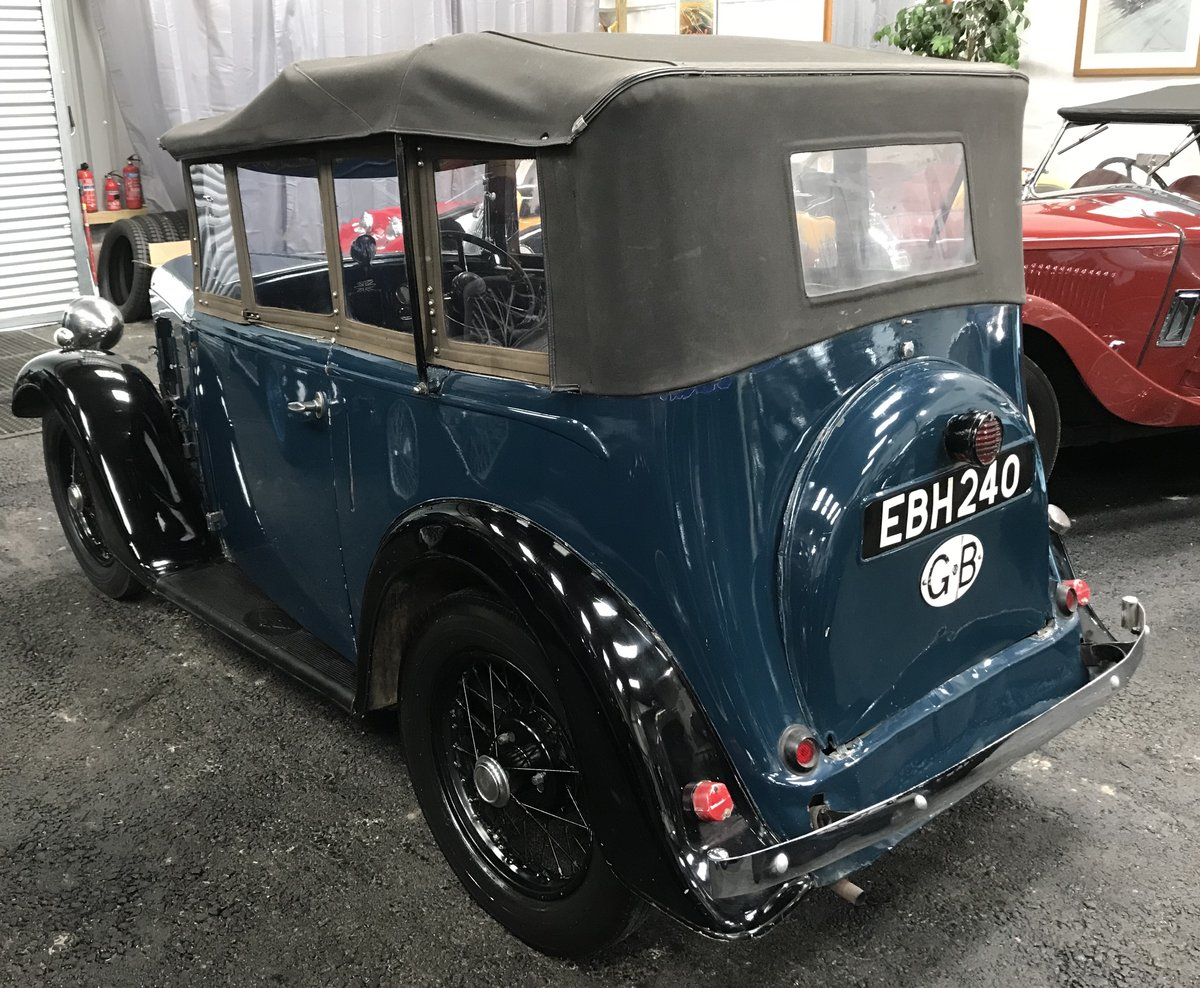 1937 Austin 7 'AAL' Four Seat Tourer SOLD (picture 2 of 6)