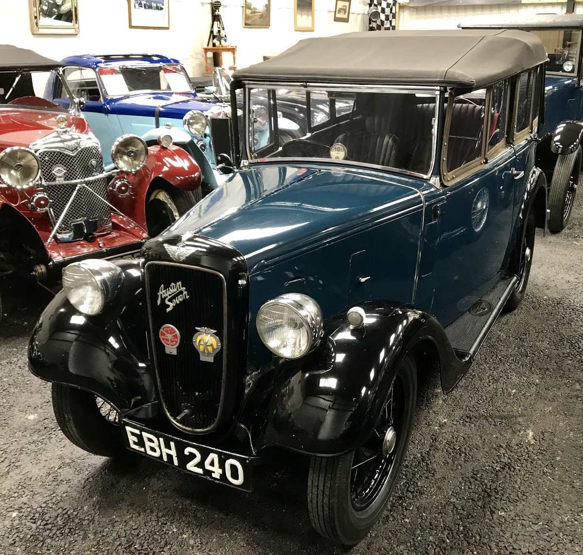 1937 Austin 7 'AAL' Four Seat Tourer SOLD (picture 5 of 6)