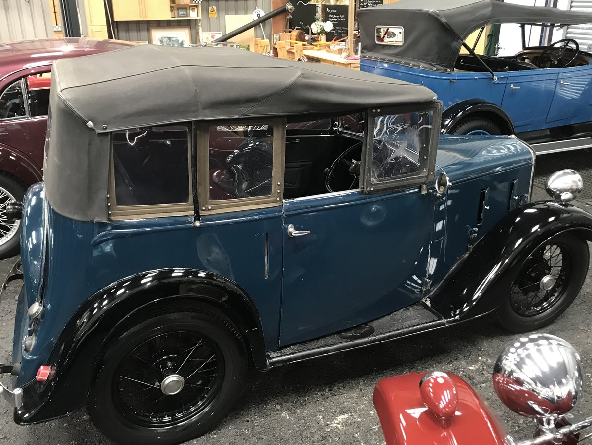 1937 Austin 7 'AAL' Four Seat Tourer SOLD (picture 6 of 6)