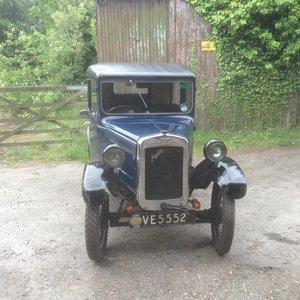 1931 Austin 7 rl For Sale