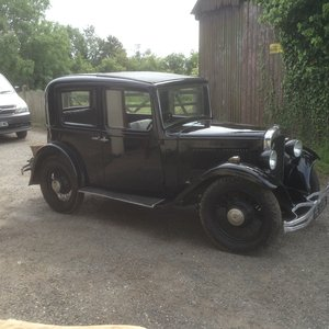 1933 Austin 10 saloon  For Sale