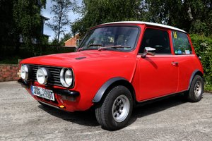 1979 Mini Clubman Classic Rally Car For Sale