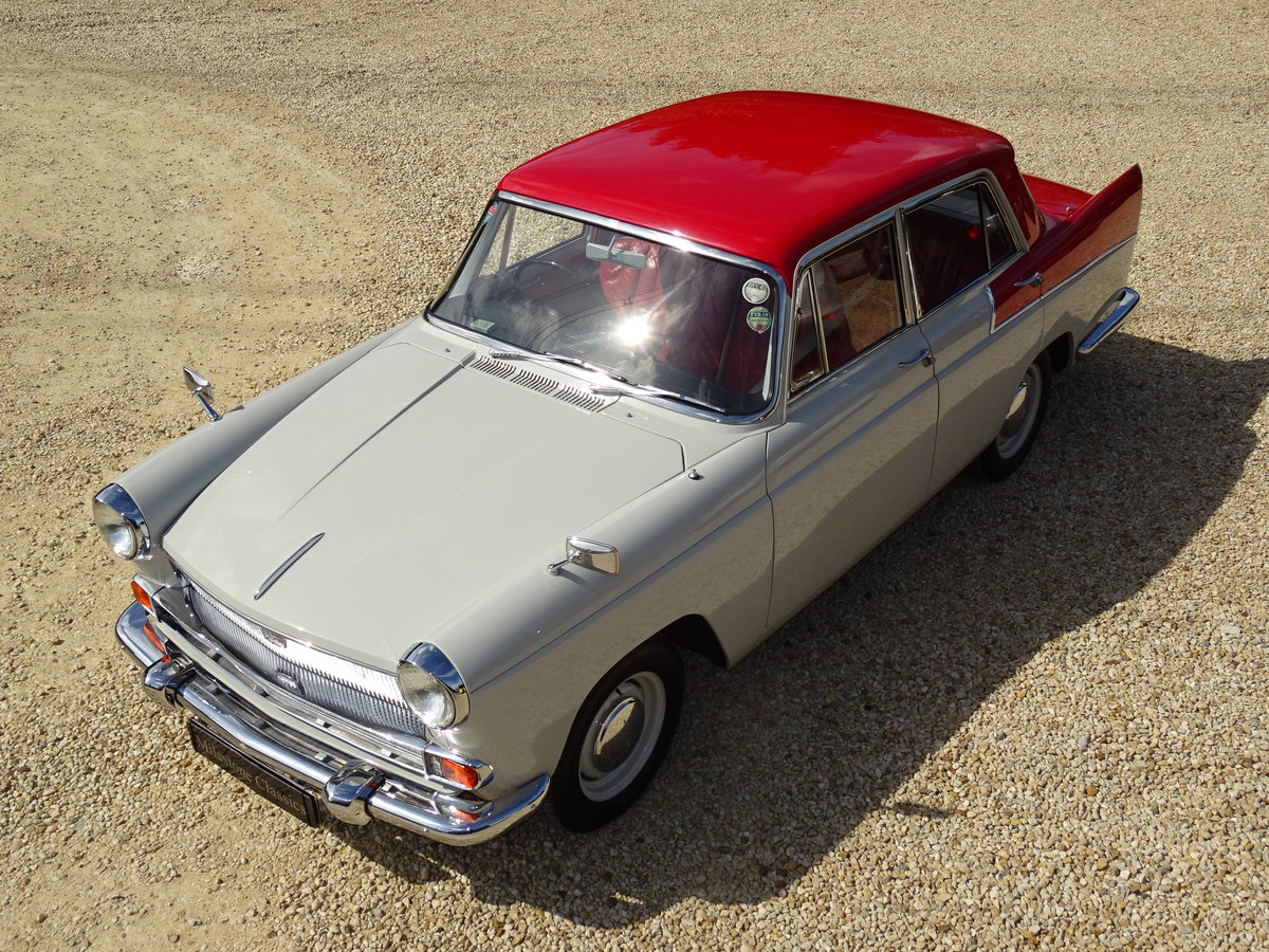 Austin Cambridge A55 Mk 2 – Show Winner one of the best SOLD (picture 1 of 6)
