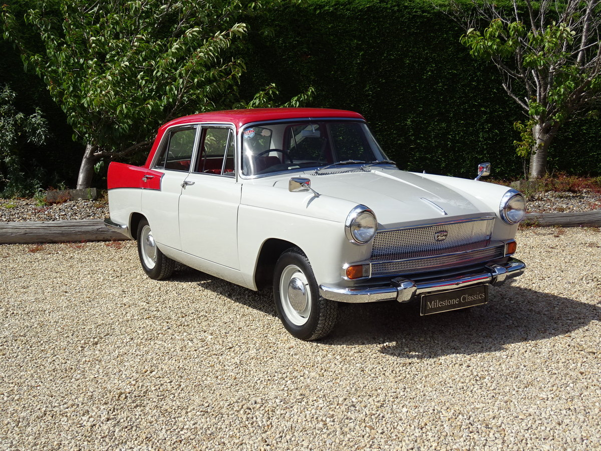 Austin Cambridge A55 Mk 2 – Show Winner one of the best SOLD (picture 2 of 6)