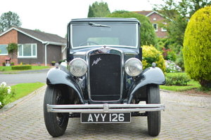 1934 Austin 10/4 For Sale by Auction