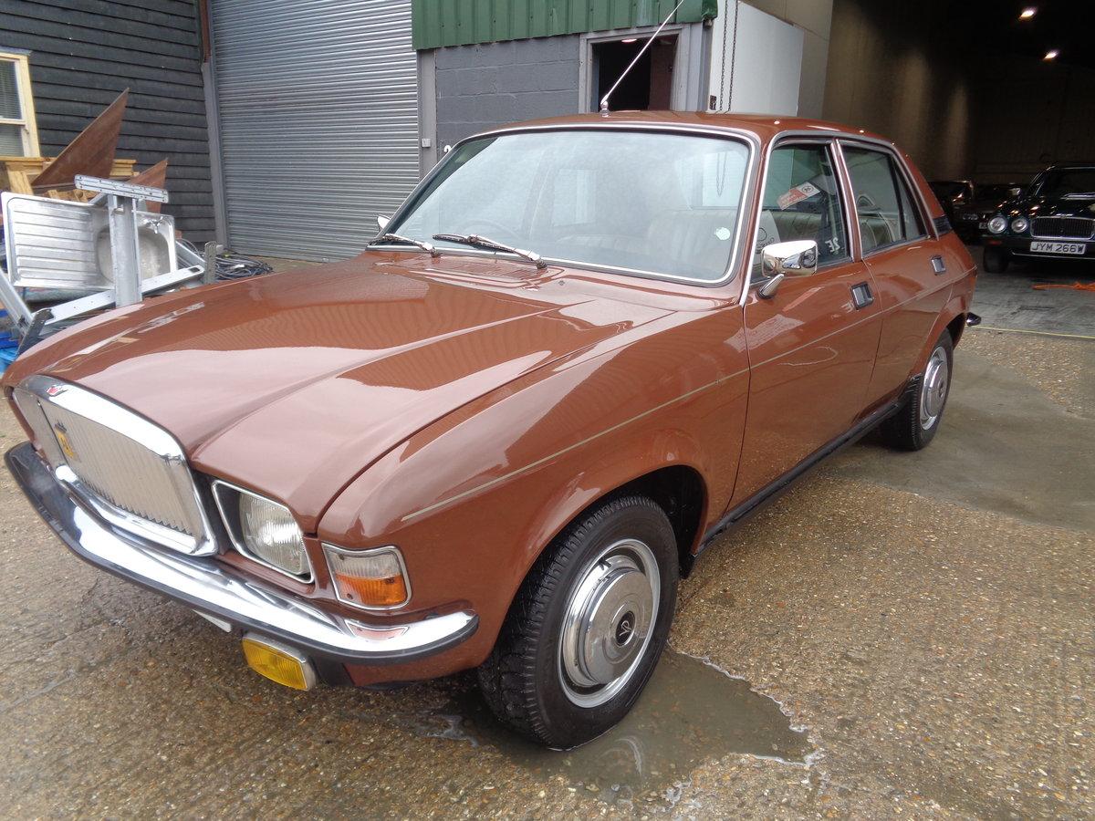 1979 Vanden plas - over £5k spent - vry nice !! For Sale (picture 1 of 6)