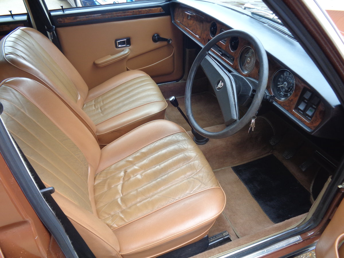 1979 Vanden plas - over £5k spent - vry nice !! For Sale (picture 4 of 6)