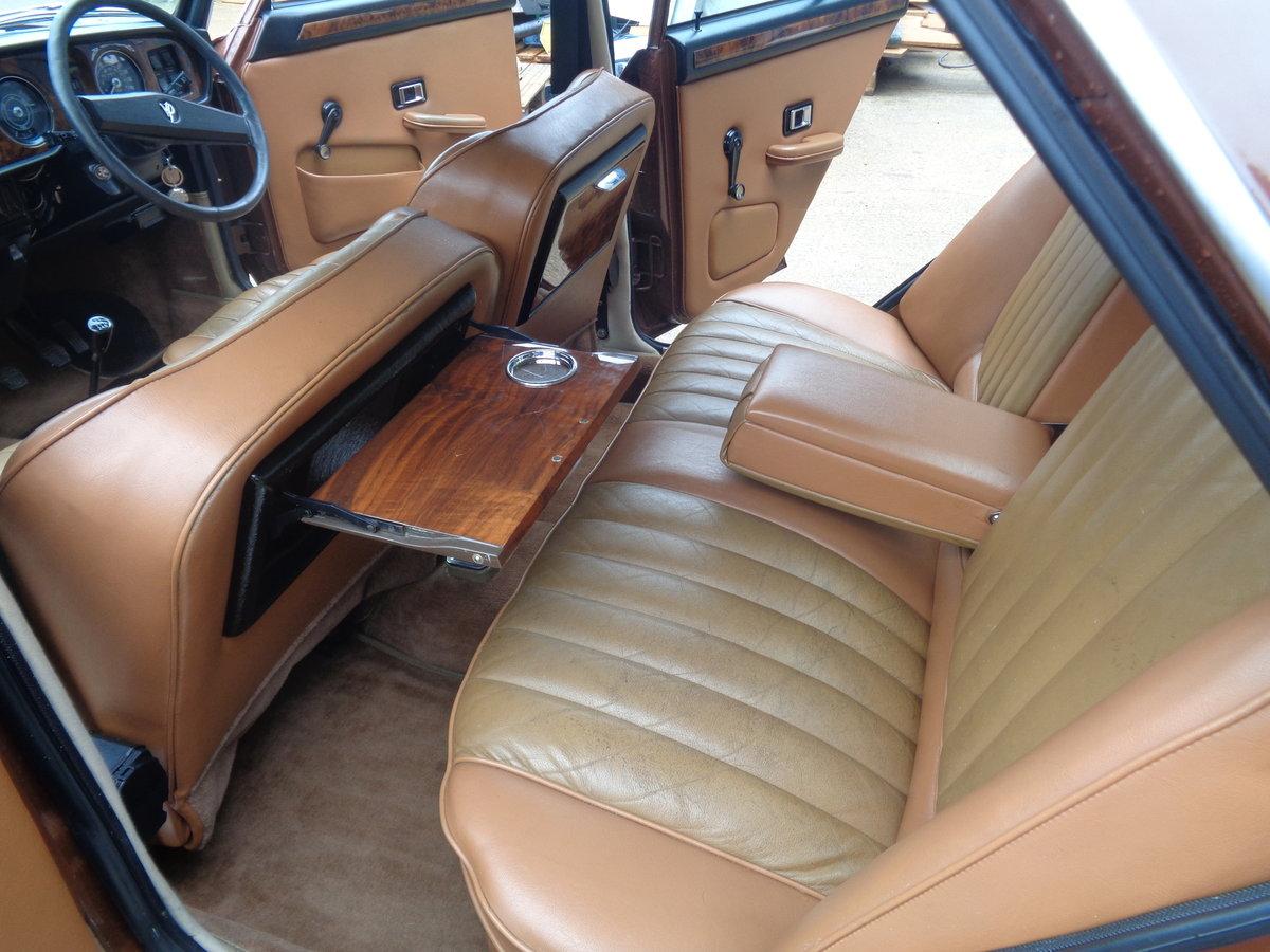 1979 Vanden plas - over £5k spent - vry nice !! For Sale (picture 6 of 6)