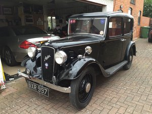 1935 Austin 10/4 and spares for sale