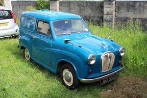 1966 Austi A35 Van For Sale by Auction
