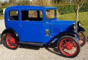 1932 Austin Seven RN Saloon For Sale