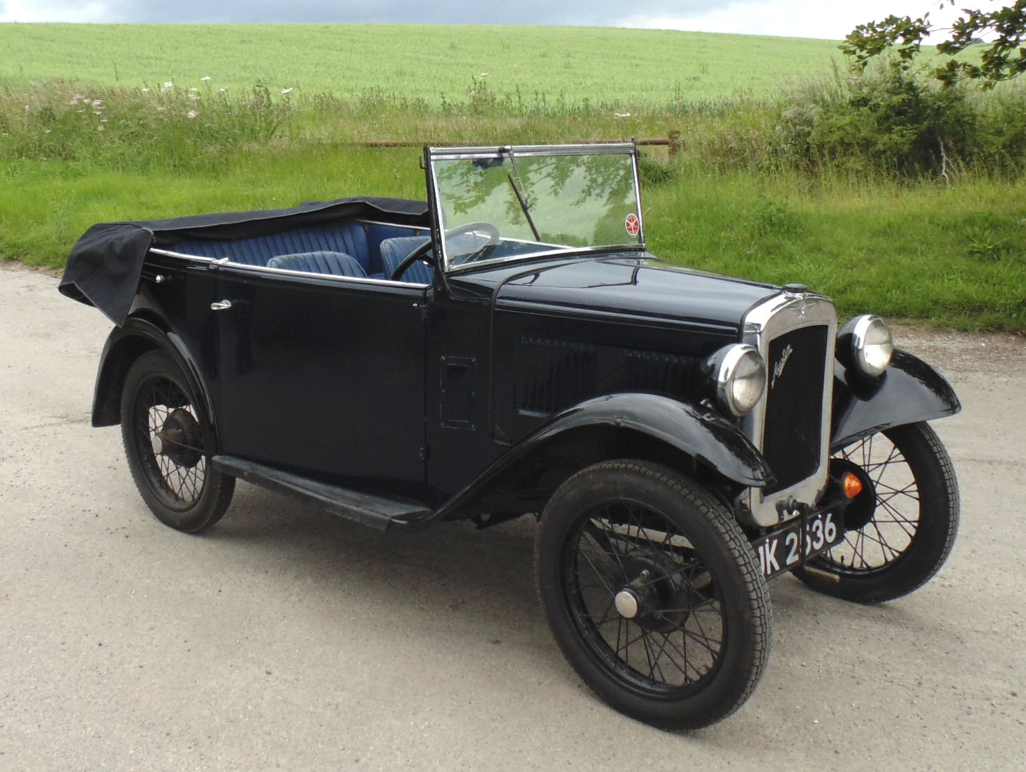 1932 Austin Seven Open Road Tourer SOLD (picture 2 of 6)