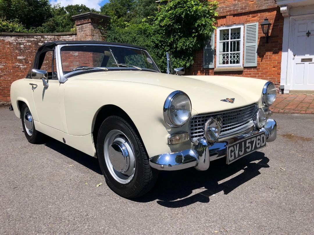 1966 Austin Healey Sprite. 1098. MK3. OEW. Stunning  For Sale (picture 1 of 6)
