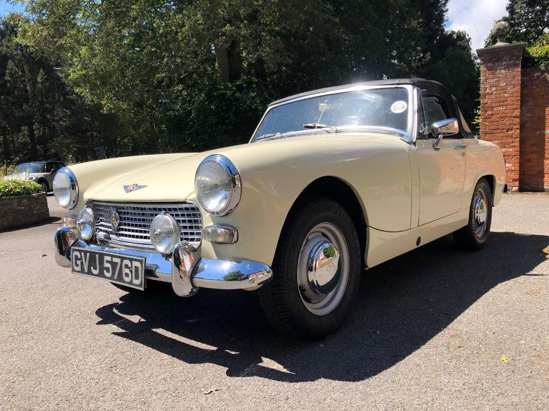 1966 Austin Healey Sprite. 1098. MK3. OEW. Stunning  For Sale (picture 4 of 6)