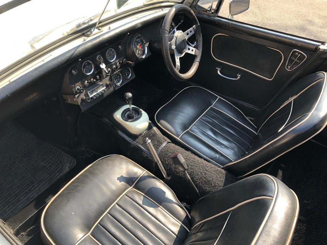 1966 Austin Healey Sprite. 1098. MK3. OEW. Stunning  For Sale (picture 6 of 6)