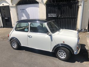 1987 Austin Mini Mayfair For Sale
