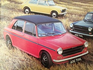 1971 WANTED - AUSTIN 1300GT OR MG 1300 - PLEASE CALL !!