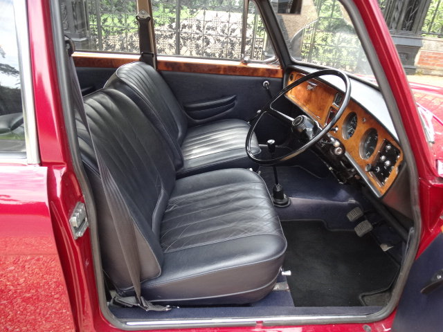 1974 AUSTIN 1300 VANDEN PLAS ONLY 18000 MILES For Sale (picture 3 of 6)