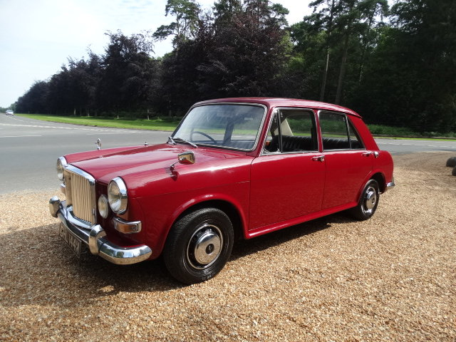 1974 AUSTIN 1300 VANDEN PLAS ONLY 18000 MILES For Sale (picture 4 of 6)