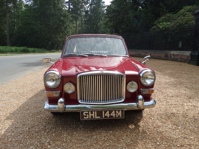 1974 AUSTIN 1300 VANDEN PLAS ONLY 18000 MILES For Sale (picture 6 of 6)