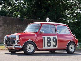 1963 AUSTIN MINI COOPER S For Sale by Auction
