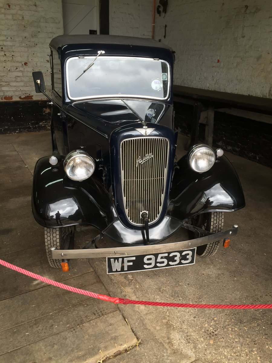 1936 Austin Seven Pearl Cabrolet For Sale (picture 6 of 6)