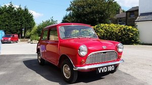 1959 Austin Mini with only 16800 miles For Sale