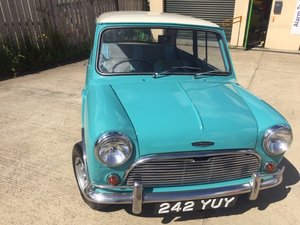 1962 MINI COOPER - 997CC, ORIGINAL AND EYE CATCHING In Beami For Sale
