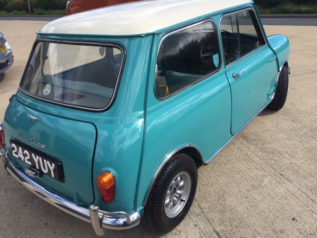 1962 MINI COOPER - 997CC, ORIGINAL AND EYE CATCHING In Beami For Sale (picture 2 of 4)