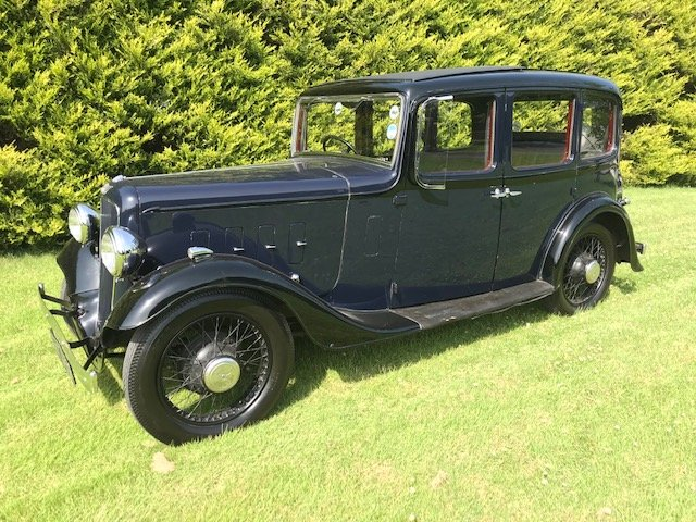 1934 austin 12 ascot (light) For Sale (picture 1 of 6)
