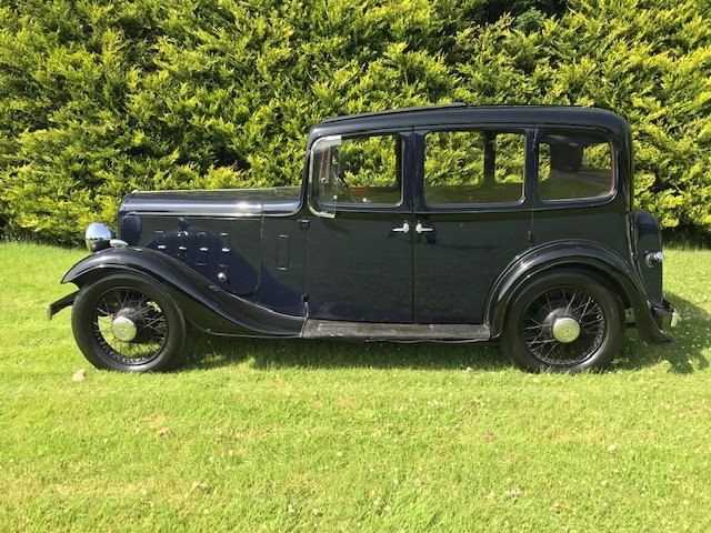 1934 austin 12 ascot (light) For Sale (picture 2 of 6)