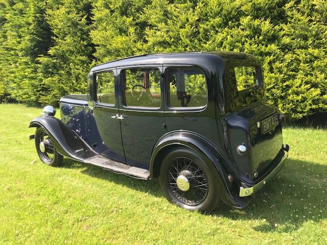 1934 austin 12 ascot (light) For Sale (picture 3 of 6)