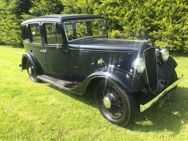 1934 austin 12 ascot (light) For Sale (picture 4 of 6)